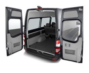 Sprinter Van Sprinter Van Interior